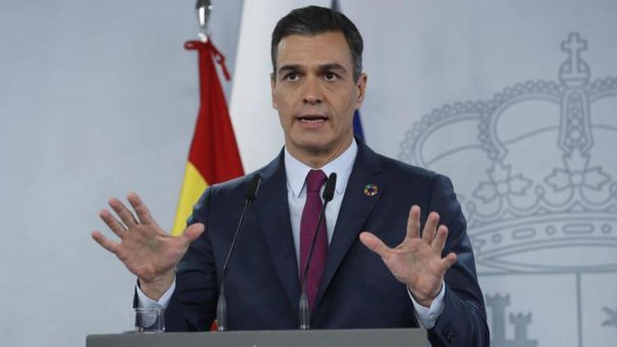Sánchez anuncia una estrategia única de vacunación para toda España