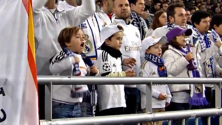 Jorge, en un momento del partido.