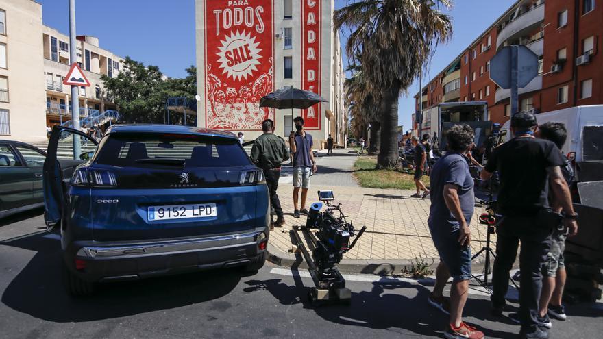 'Sequía' enfoca a Aldea Moret