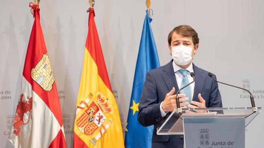 Mañueco confía en que Castilla y León encabece la recuperación económica junto a otras comunidades