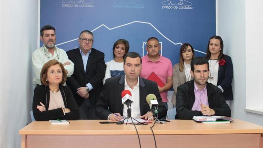 El nuevo gobierno local ahorrará 70.000 euros a las arcas municipales