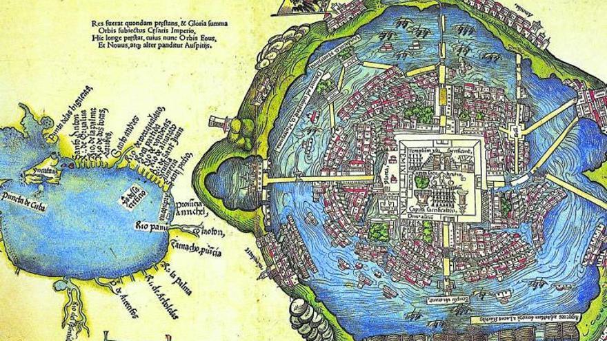 La toma de Tenochtitlan, símbolo y ejemplo de la conquista de América