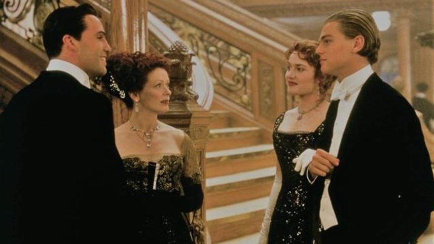 Els protagonistes de 'Titanic' es reuneixen 20 anys després