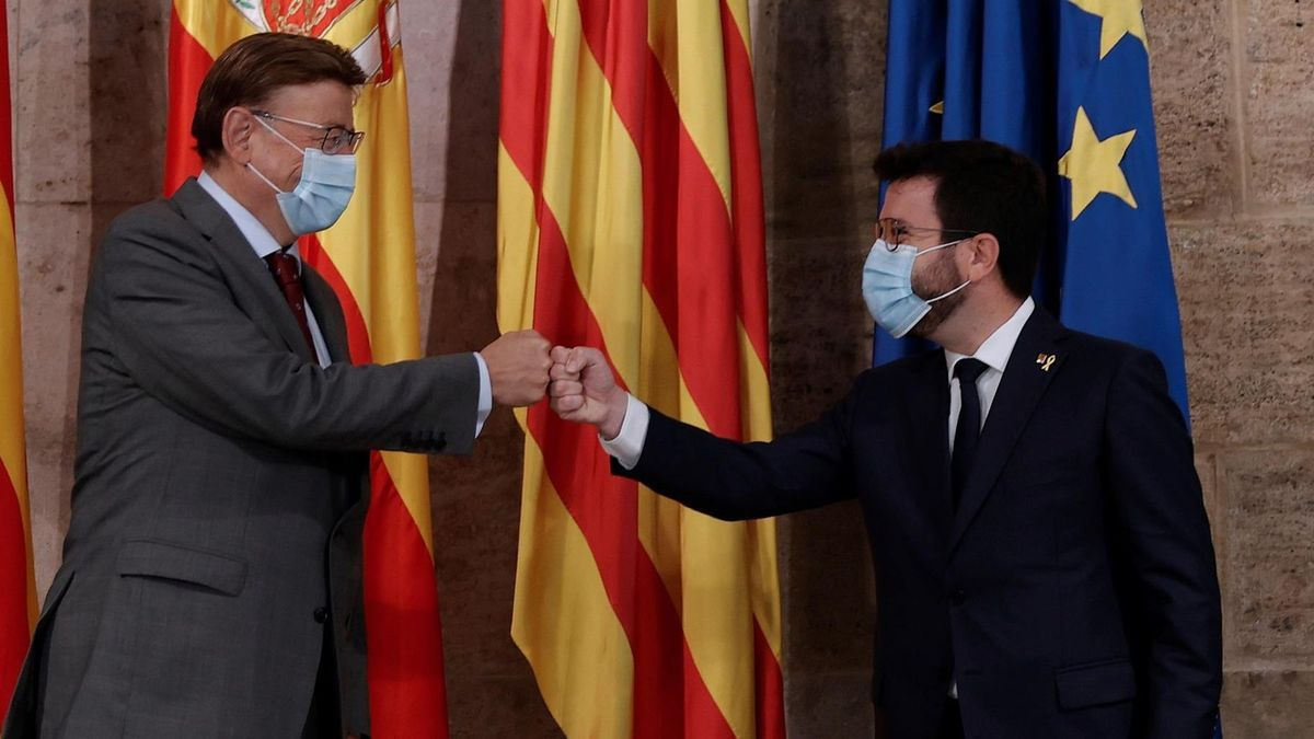 Puig y Aragonés se aliarán para captar y gestionar recursos europeos