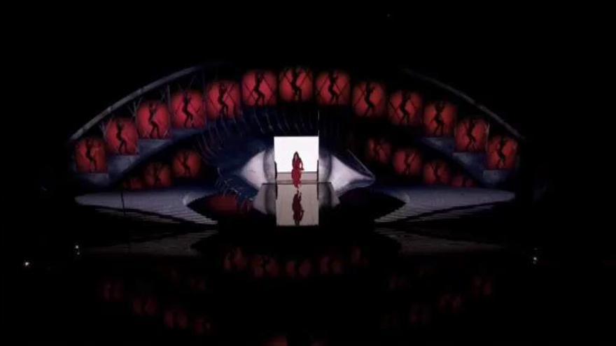 Camila Cabello triunfa en la gala de los premios MTV Europa
