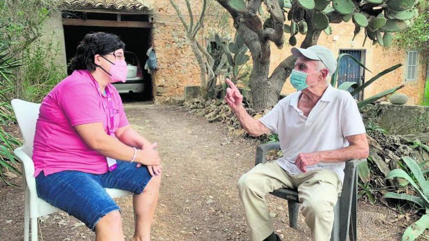 Tercera edad y la 'Mallorca vaciada': la realidad de la población envejecida