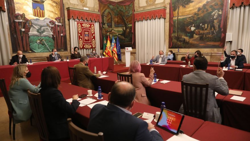 La Diputación de Castellón da luz verde a 12,4 millones de euros para los municipios