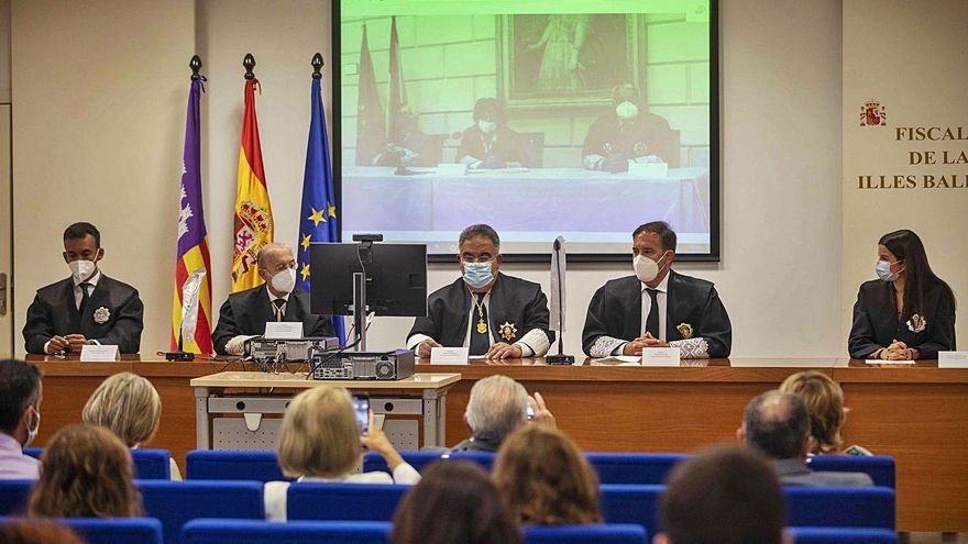 El nuevo teniente fiscal de Baleares apuesta por una formación específica