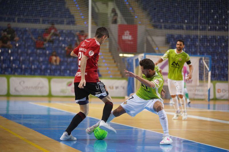 El Palma Futsal gana el primer partido del play-off al Zaragoza
