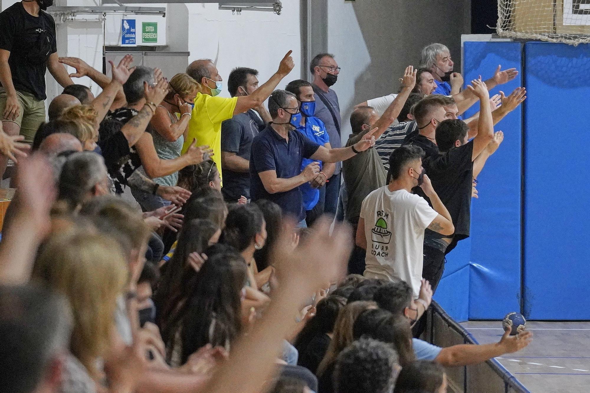 El Sarrià paga uns mals últims minuts i perd a casa