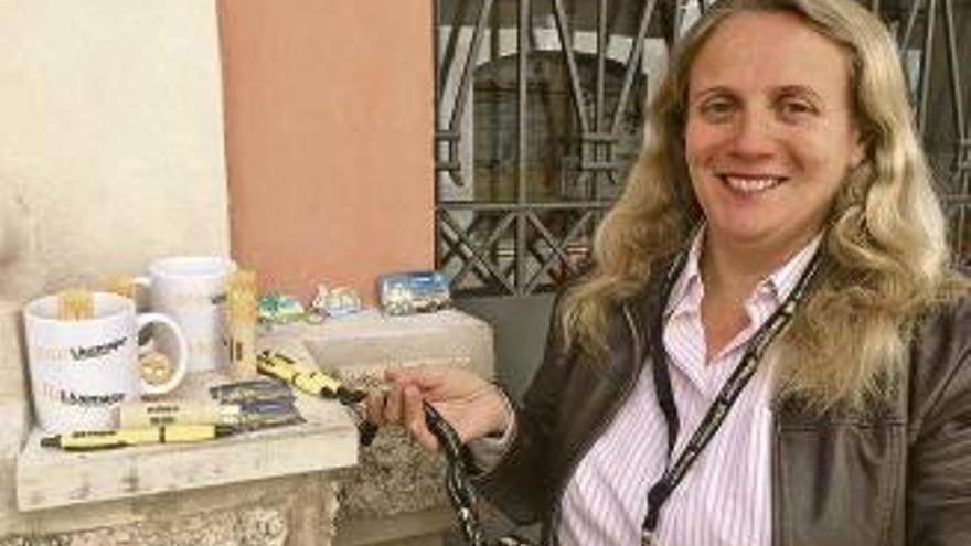 Llucmajor präsentiert neue Mallorca-Souvenirs