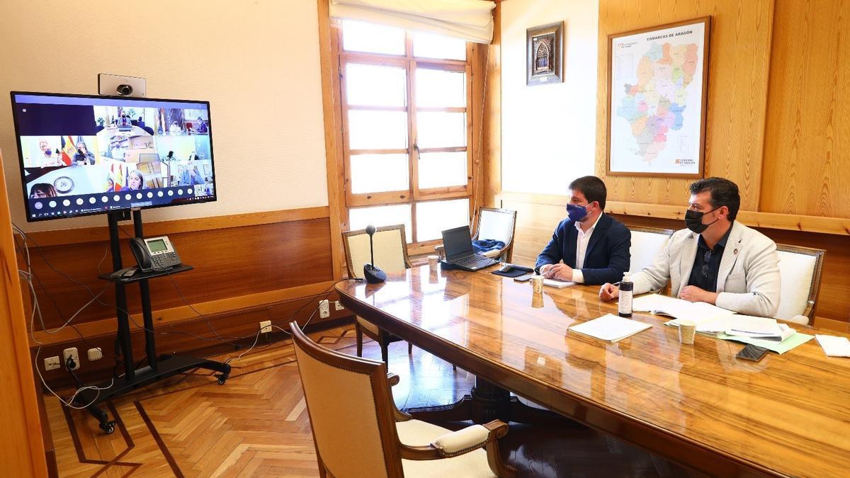 Aragón pide más concreción a la hora de delimitar las zonas con grave riesgo de despoblación.