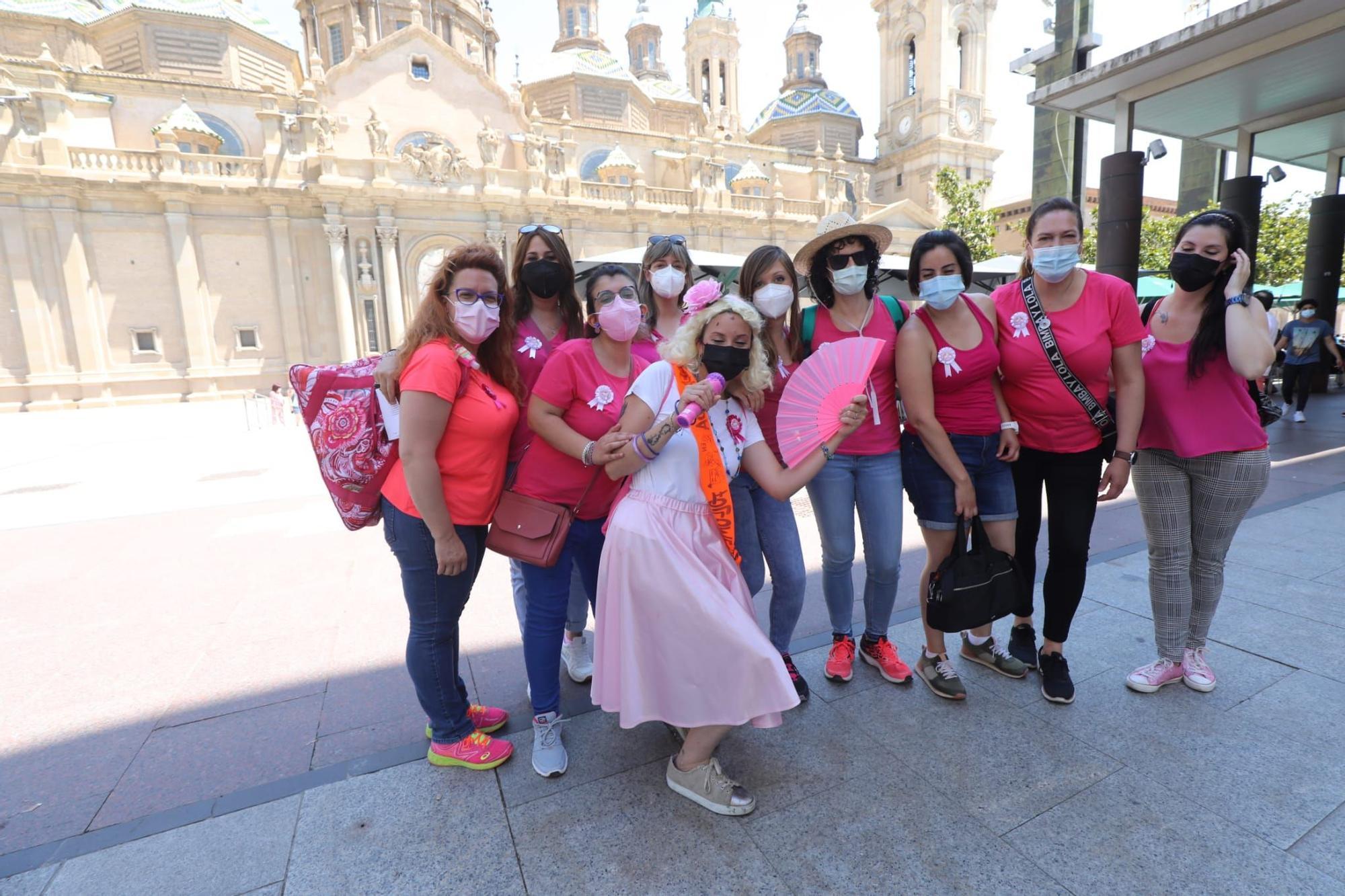 El Pilar recupera la alegría, el calor y el turismo