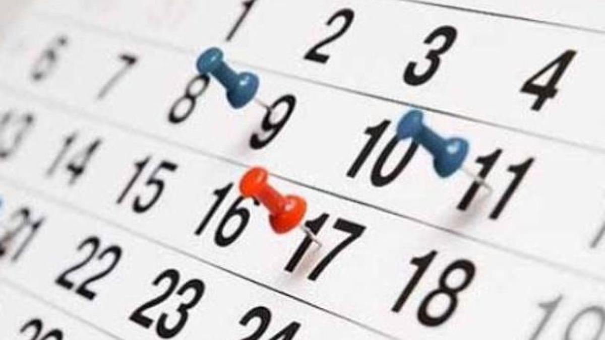 Qué días serán festivos en 2022 en la Comunitat Valenciana