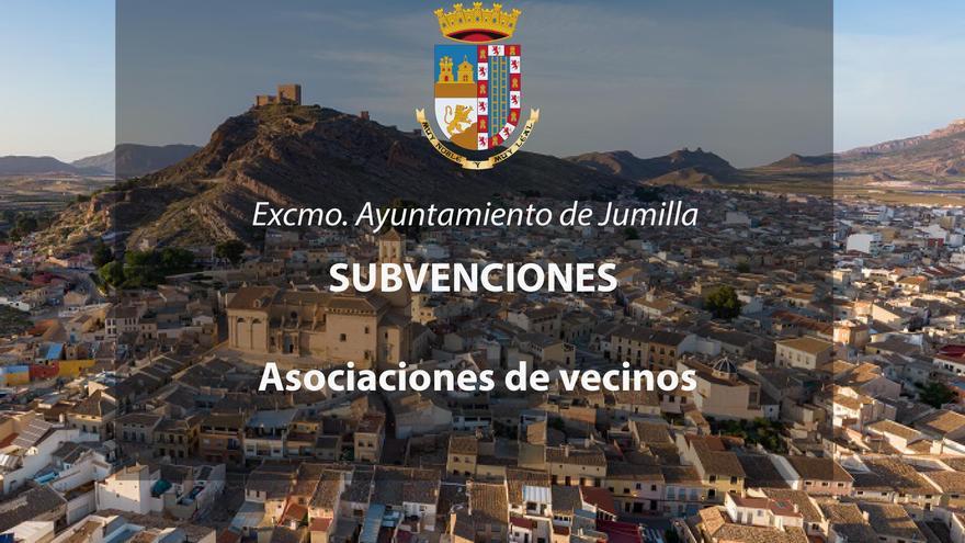 Jumilla aprueba la convocatoria de subvenciones a asociaciones de vecinos