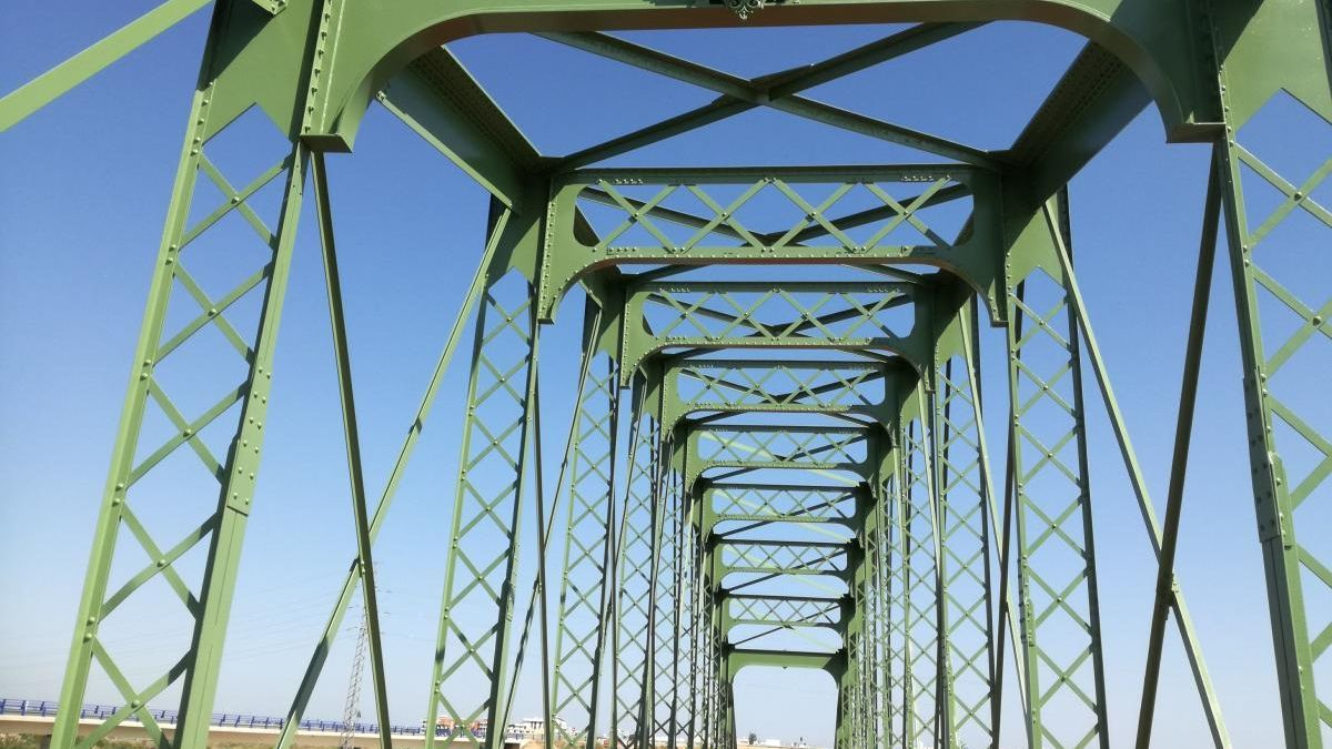 Fomento desbloquea la anhelada pasarela peatonal que unirá Sueca y Fortaleny a través del puente de hierro