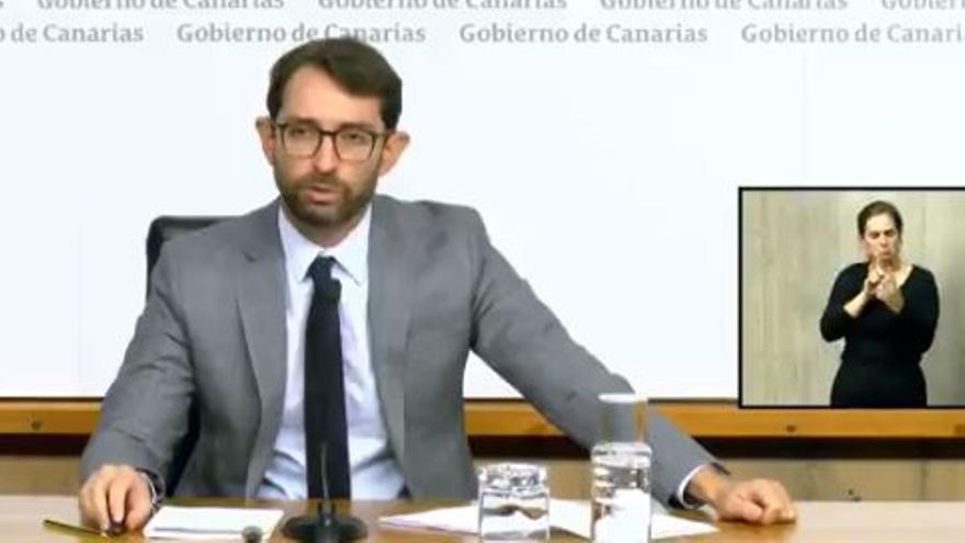 Ya son 200 las personas atendidas en la Oficina de Atención a la Ciudadanía afectada por el volcán de La Palma