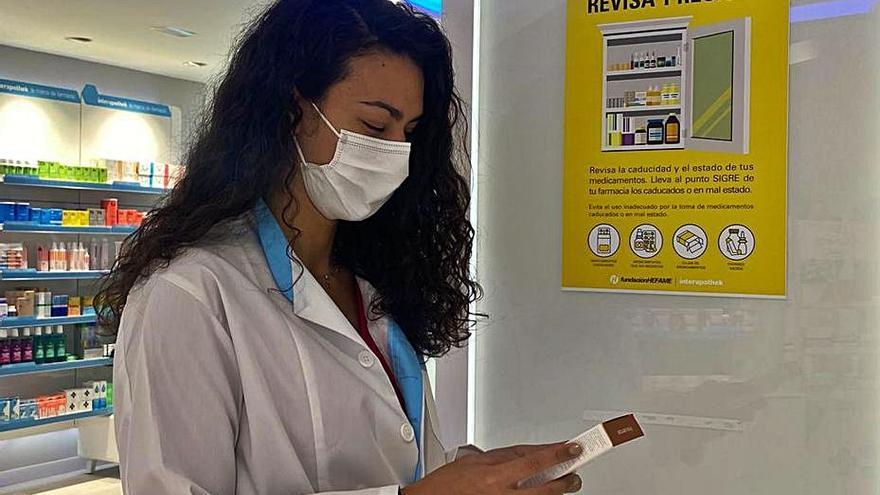 Campaña de Hefame para reciclar los fármacos caducados