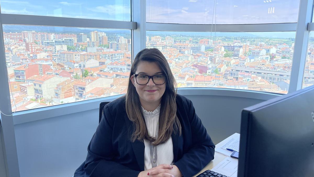 Ana Isabel García, abogada directora del despacho Repara tu Deuda, que ha llevado el caso.