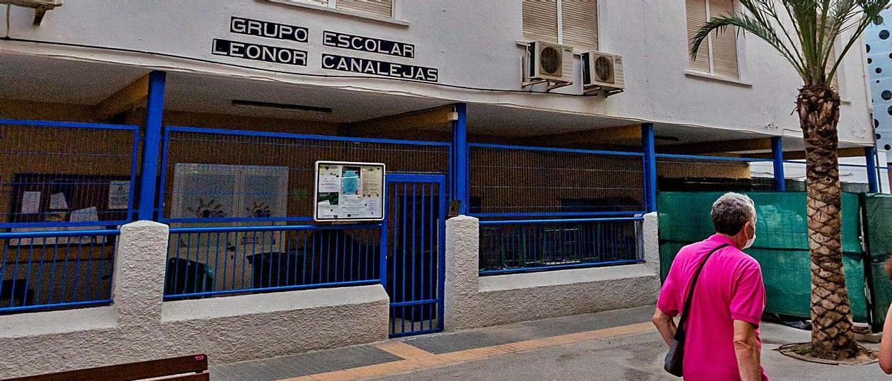 El colegio Leonor Canalejas albergará provisionalmente el Conservatorio, como en sus orígenes.   