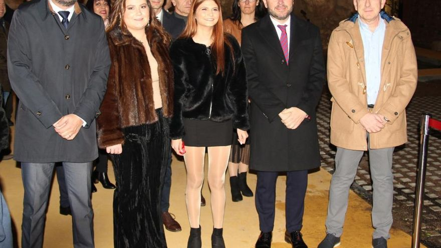 Toni Gaspar inaugura la Fira de Sant Sebastiá de Silla