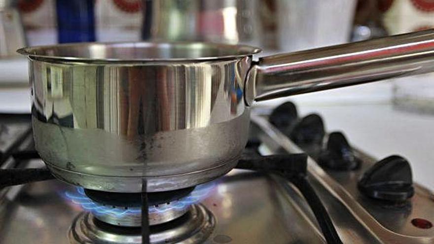La tarifa del gas natural serà un 4% més barata a partir de l'1 de gener