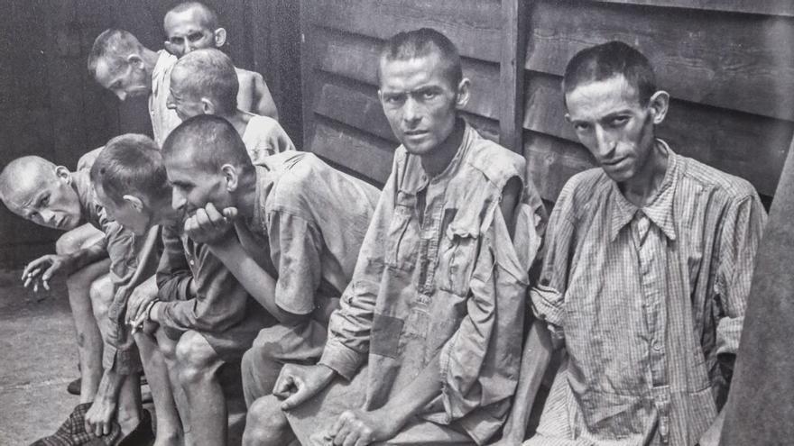 Los presos 3.592 y 4.619 de Mauthausen
