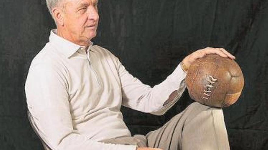 Cruyff tendrá un musical sobre su vida