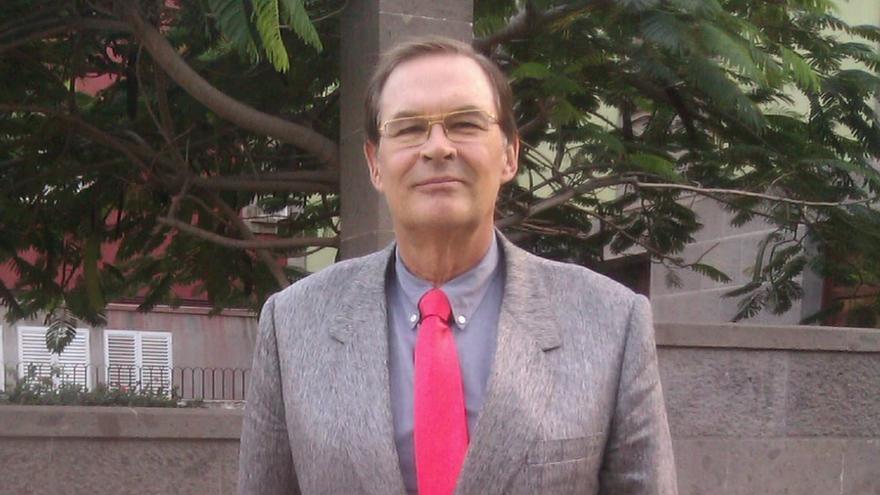 La ULPGC premia la excelencia docente de José Manuel Pérez Luzardo