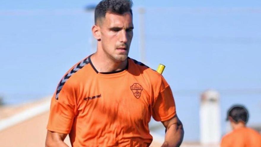 """Dani Calvo: """"Somos un equipo sólido, serio, fiable y con ocasiones de gol"""""""