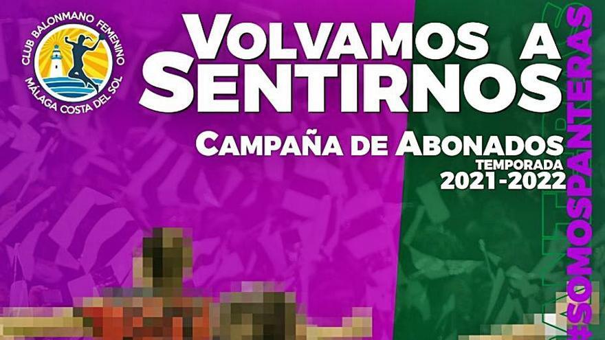 «Volvamos a sentirnos», la campaña de abonos del Costa del Sol Málaga