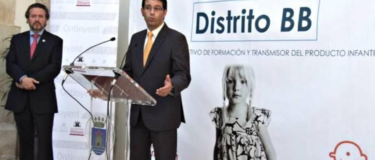 Distrito BB baraja dejar Ontinyent por incumplimientos municipales