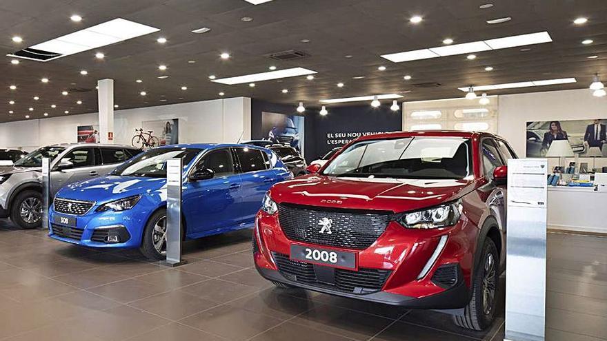 Quadis adquireix Gicauto, la concessió de Peugeot a Girona