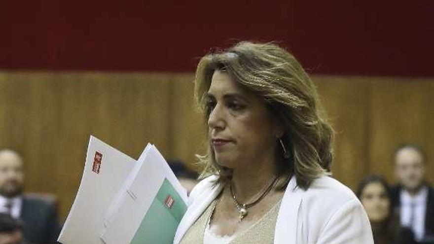 """""""Me equivoqué yo y acertó Sánchez"""", dice Susana Díaz sobre la abstención ante Rajoy"""