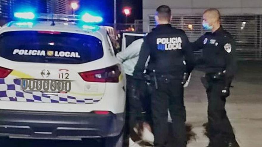 Detenido un joven en Inca dos veces en dos días por robos