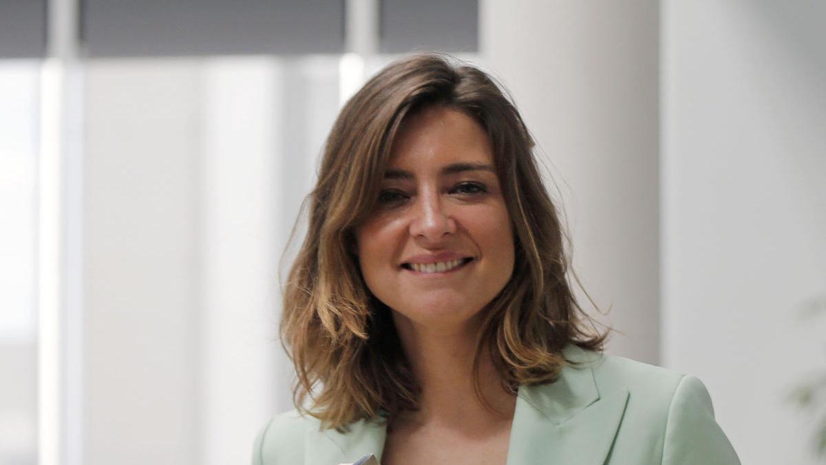 Sandra Barneda en una imagen de archivo.