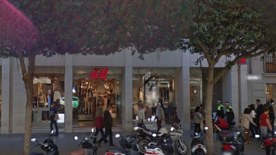 Las tiendas que H&M cierra en Valencia