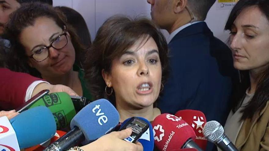 """El Gobierno: """"Las armas de la ley han vencido al terrorismo de ETA"""""""