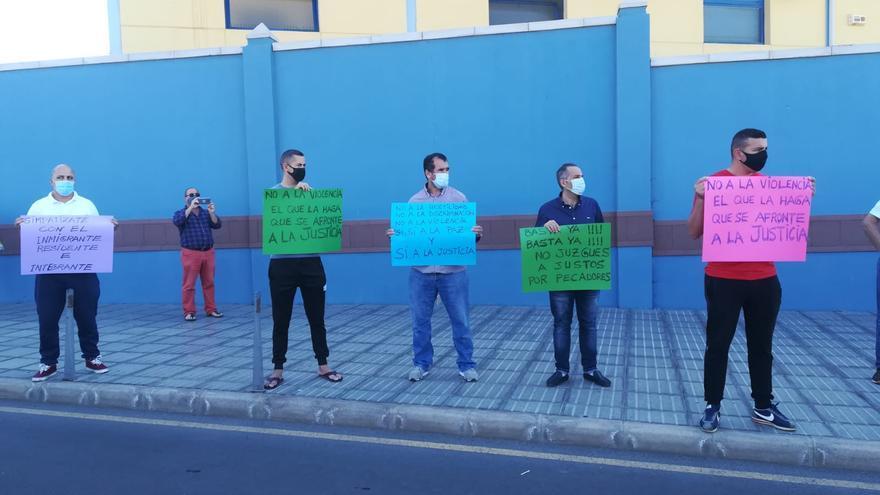 La comunidad marroquí del Sur condena los actos violentos