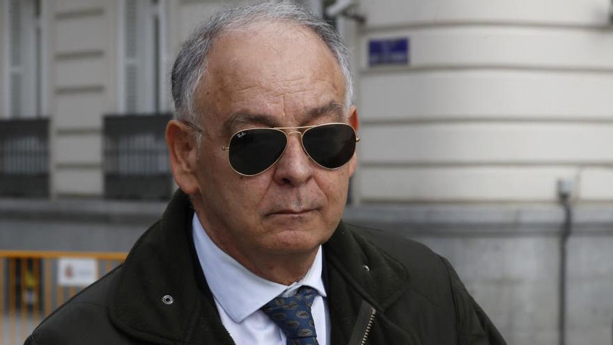 Absuelto el exjefe de la Policía Eugenio Pino por el caso del pendrive de los Pujol