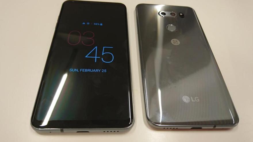Mobile World Congress: Así es el nuevo LG V30s, la versión más inteligente del V30