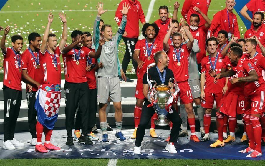 El Bayern gana su sexta Copa de Europa