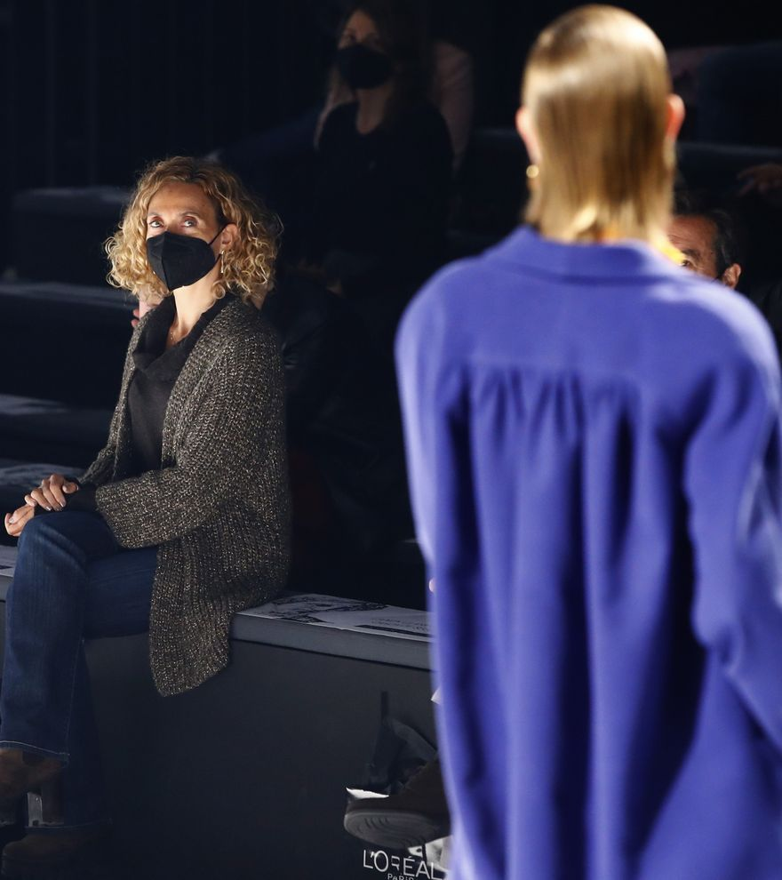 Ángel Schlesser presenta en la Fashion Week de Madrid un desfile inclusivo