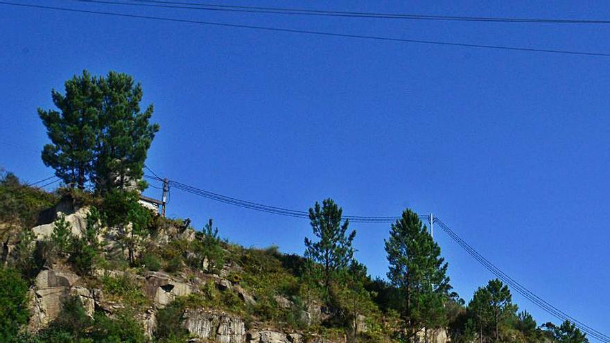 La Zona Franca de Vigo expropia los terrenos de la concesión minera de San Amaro