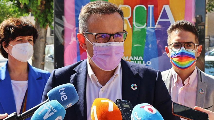 El PSOE no firma la declaración institucional por el Orgullo LGTBI