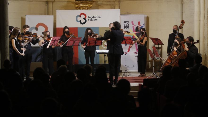 La música de la Camerata Gala pone fin al festival Eutopía