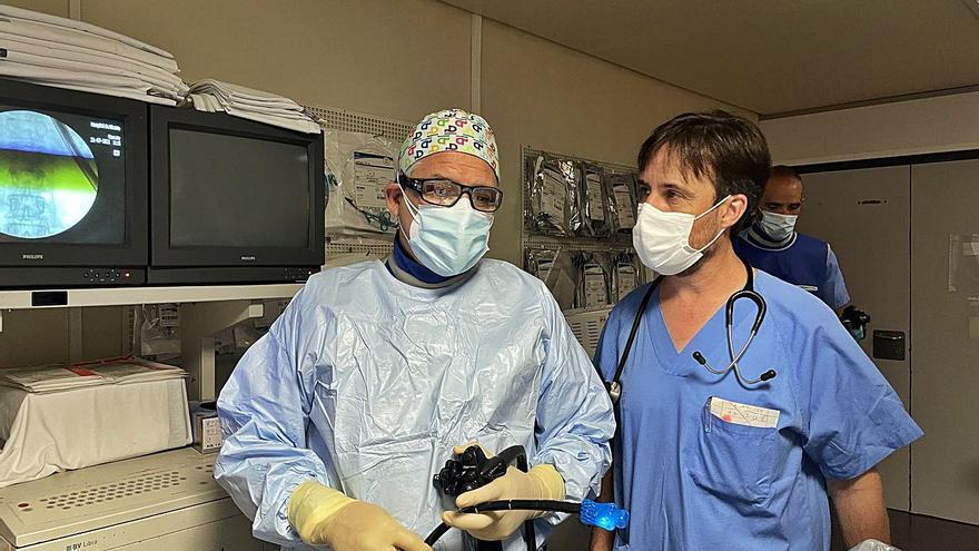 El Hospital General de Alicante ensaya tres fármacos contra  las piedras en la vesícula