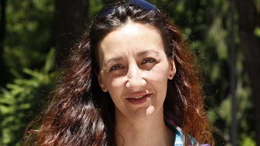"""Mariam Nacarino: """"En Podemos tenemos conciencia de gobierno"""""""
