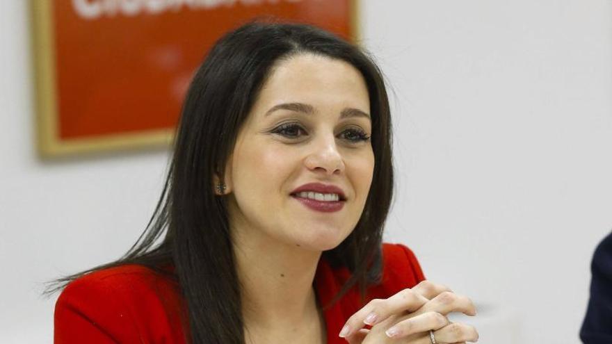 La gestora de Cs aprueba abrir contactos con el PP para pactos electorales
