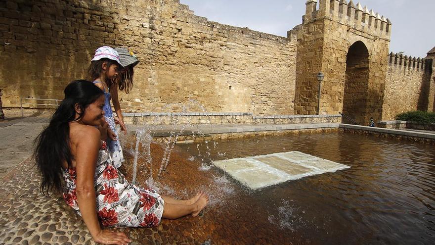 Córdoba pasa el lunes a aviso naranja tras tres jornadas históricas de riesgo extremo